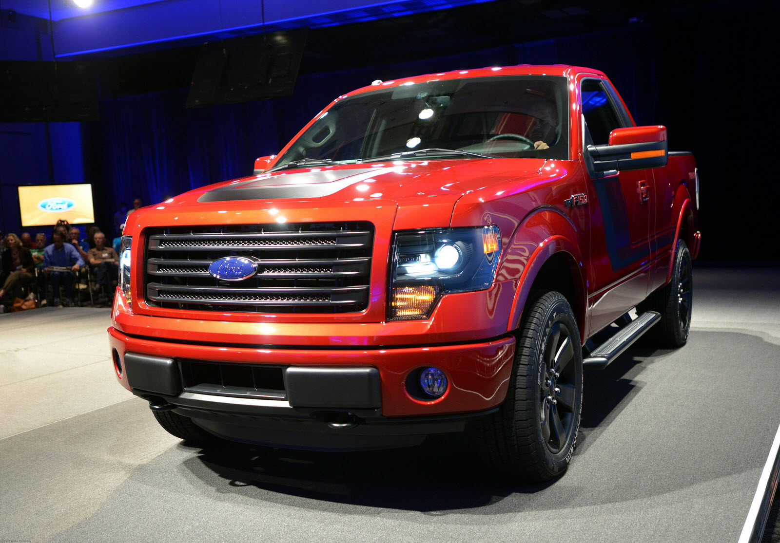all new 2014 ford f 150 tremor is world 39 s first ecoboost powered sport truck. Black Bedroom Furniture Sets. Home Design Ideas