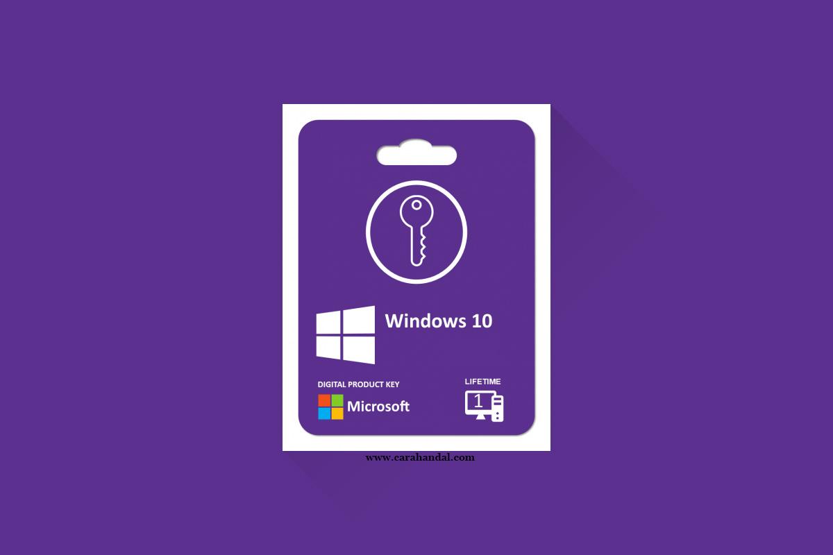 Cara Mengaktifkan Windows 10 Mudah dan Aman
