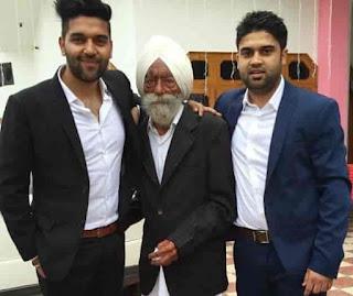 Guru Randhawa Family