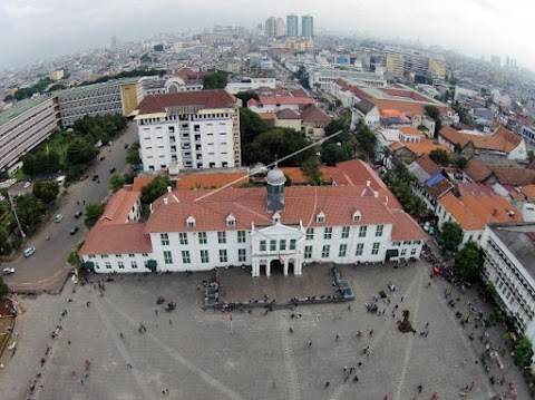 Tourism of the Old City of Jakarta, Witness History of the Capital of Indonesia