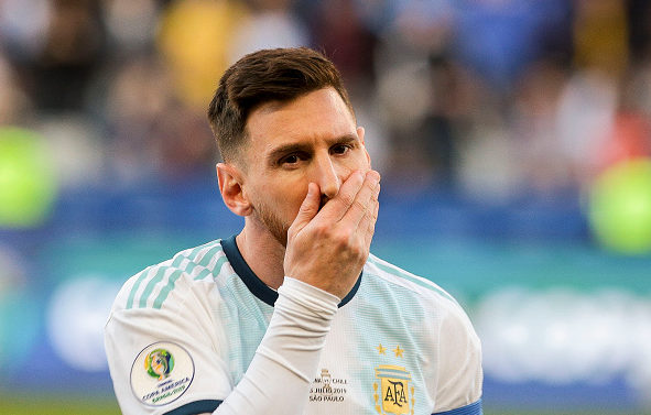 'Monster' Messi deserve a trophy with the national team - Sorin, Moster Messi