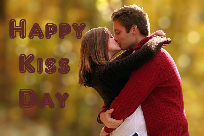 kiss day images for friends