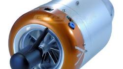 Động cơ phản lực RC có giá 2000 USD