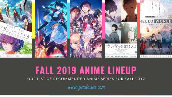 Fall 2019 Anime Season (Anime Movies)