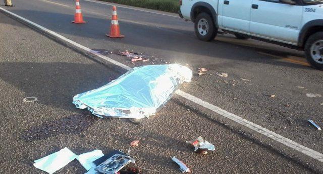 Image result for Motociclista morre em acidente de trânsito na BR-316, em Parnamirim