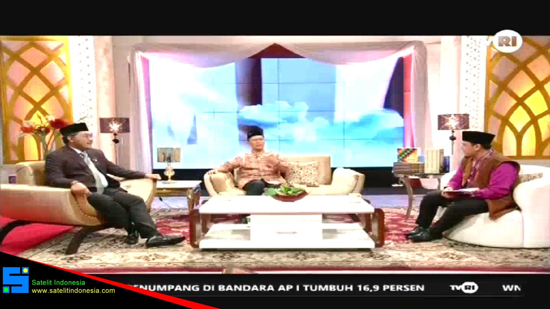 Frekuensi siaran TVRI Jateng di satelit Telkom 4 Terbaru