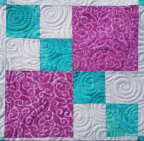 Double Four Patch quilt block | DevotedQuilter.com