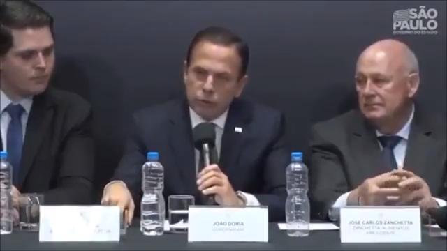 João Doria critica Bolsonaro, após ser eleito governador com o seu apoio