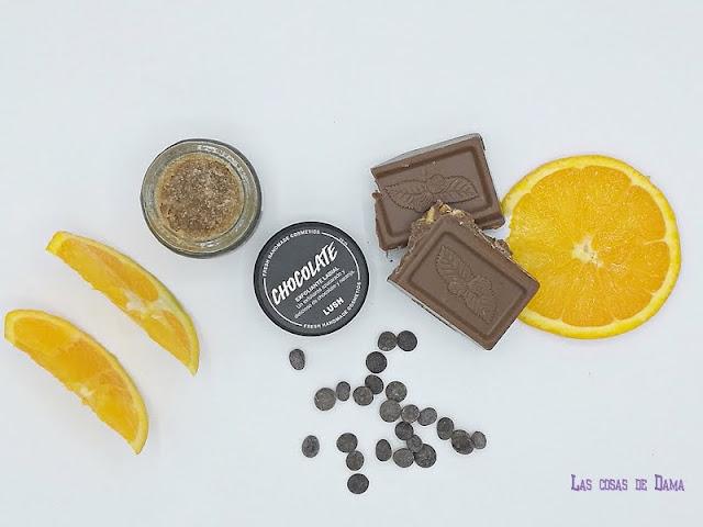 Exfoliante Labial Chocolate Lush Edición Limitada Pascua Easte Beauty Belleza Cosmética Fresca