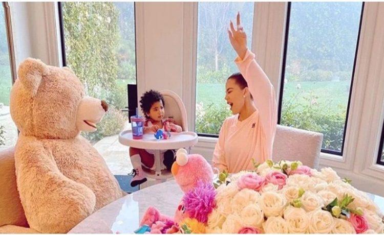 Khloe_Kardashian-porodica-mama-kćerka-zabava-ples-Justina_Timberlakea
