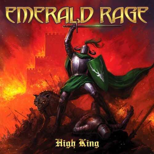 """Ο δίσκος των Emerald Rage """"High King"""""""