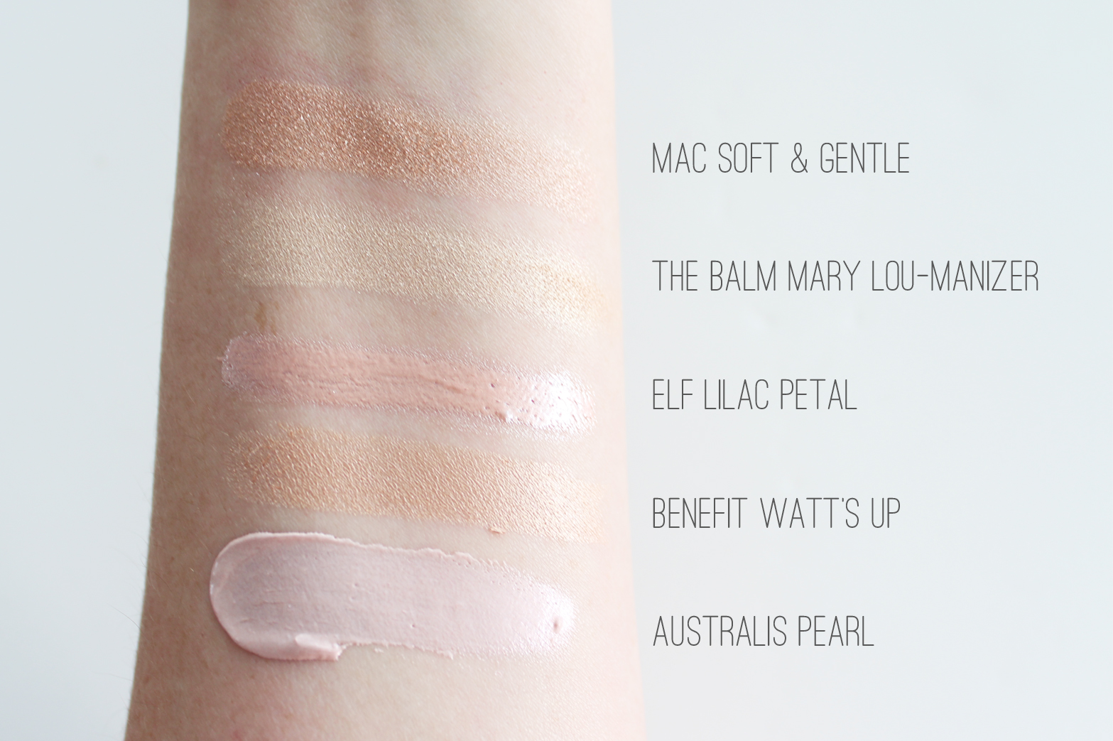TOP FIVE | Highlighters [+ A Benefit Dupe] - CassandraMyee