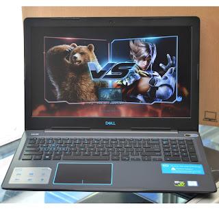 Laptop Gaming Dell G3 15-3579 Core i7-8750H Fullset