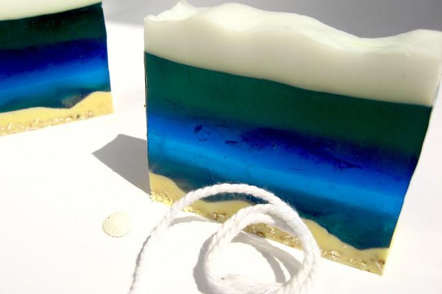 morskie mydło diy