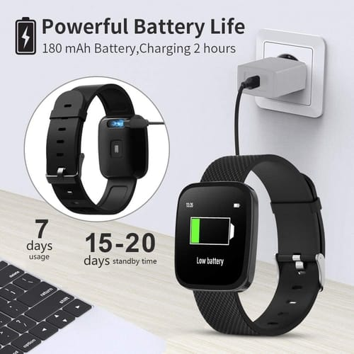 GEBER R32 Smart Watch for Android Phones