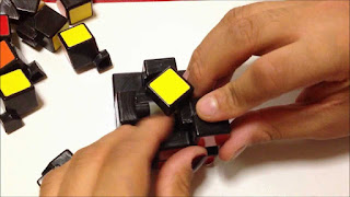 memasang rubik 3x3