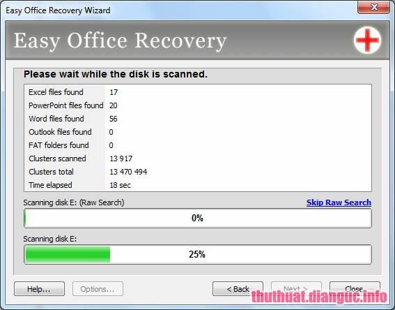 Khôi phục lại file Excel bị xóa hoặc ghi đè