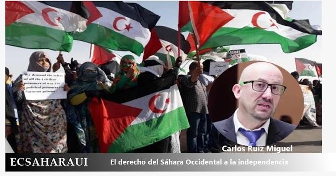 """""""Reconocer la supuesta soberanía marroquí sobre el Sáhara Occidental """"amenaza la paz en el norte de África""""."""