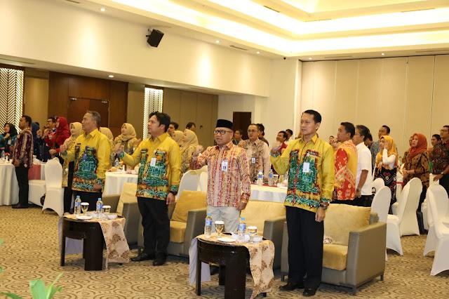 Rakornis PUPR Kalsel, Terapkan Skala Prioritas Dalam Pembangunan