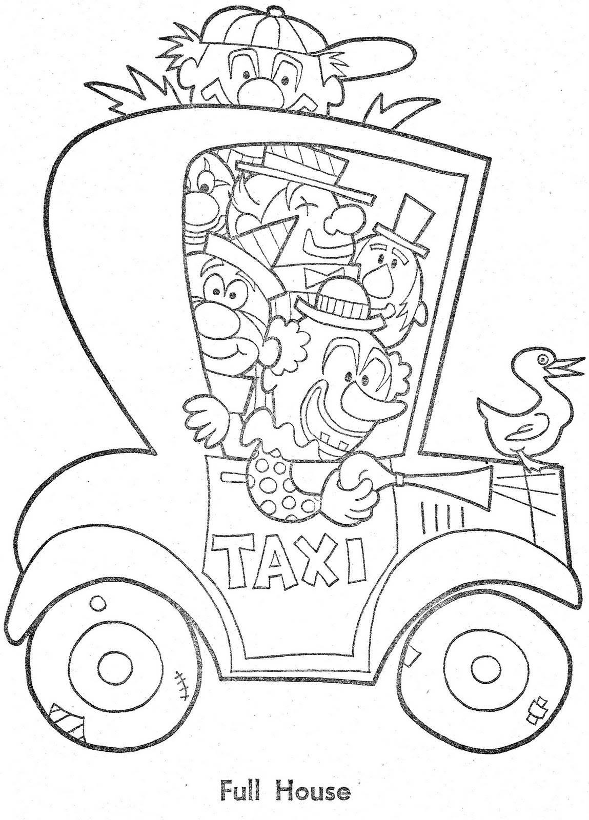 Desenhos Para Colorir Livro Para Colorir Circo E Palha 231 Os