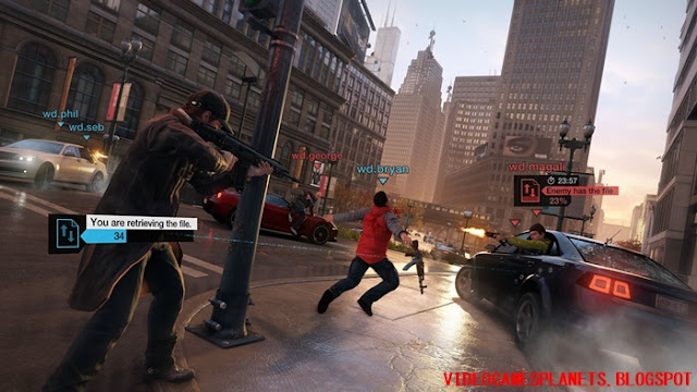 watch dogs download compressed