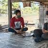 Bhabinkantibmas Desa Kalukubodo Sambangi Tokoh Pemuda, Ini Pesannya