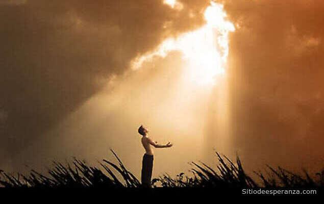 buscando respuestas en Dios
