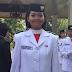 Mengenal Sosok Fariza Putri Salsabila, Pembawa Baki Paskibraka Nasional 2017