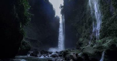 Langkuik Waterfalls