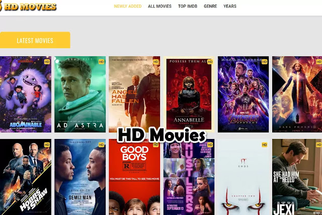 HD Movies : Free Movie Streaming Sites No Sign Up