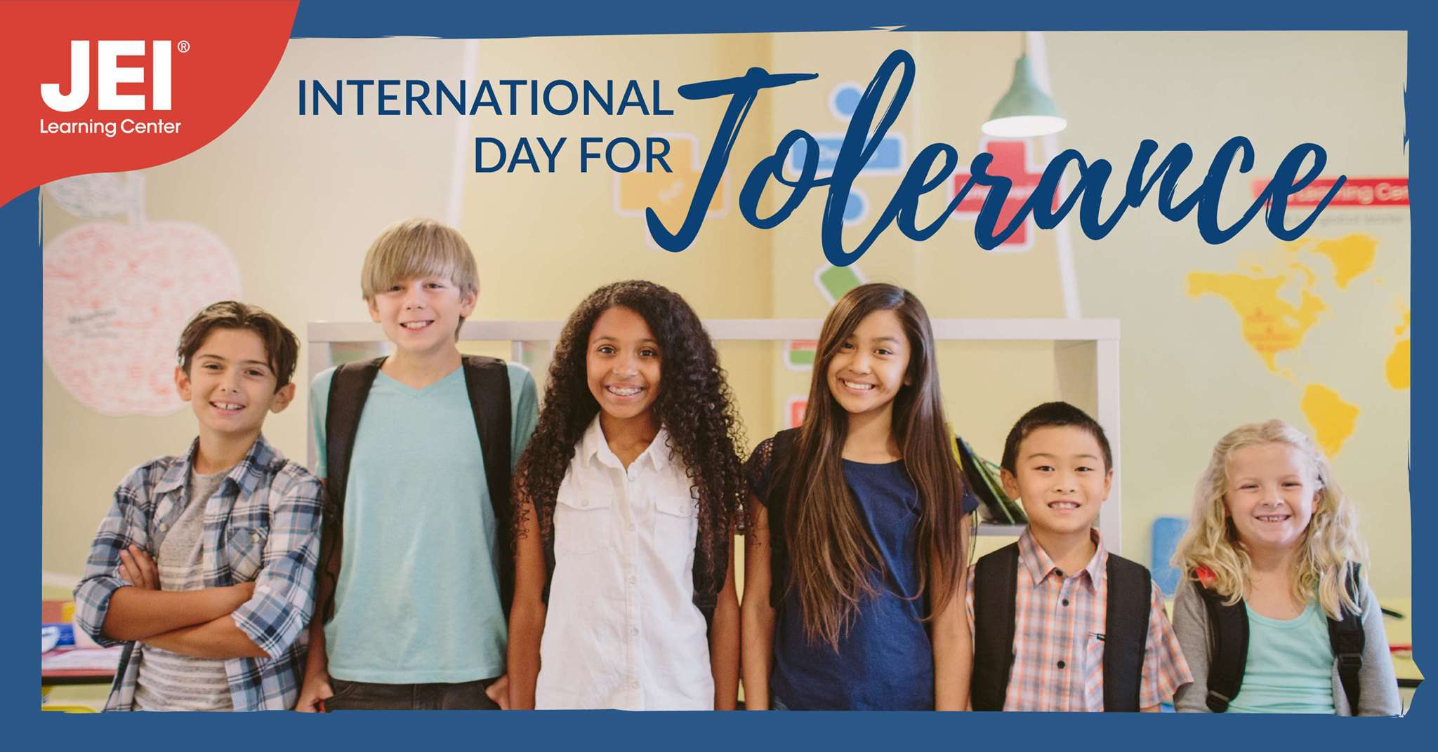 International Day For Tolerance Wishes