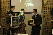 Jambi Awards 2021, Khalis Mustiko SH Dinobatkan Sebagai Politisi Milenial Terbaik
