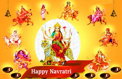 Happy Navratri # विजय दसमी की शुभकामनाएँ,