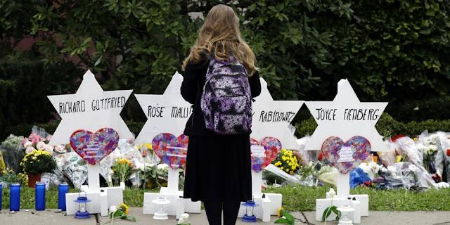 Massacre na sinagoga levou a sequências de ataques