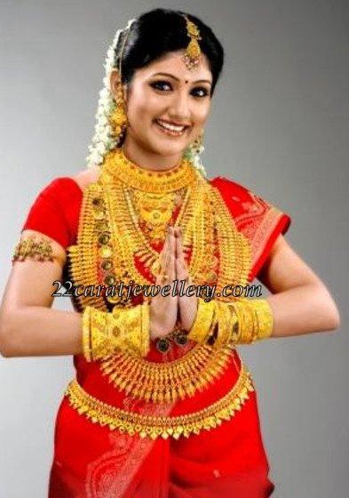 Kerala Heavy Jewelry Jewellery Designs