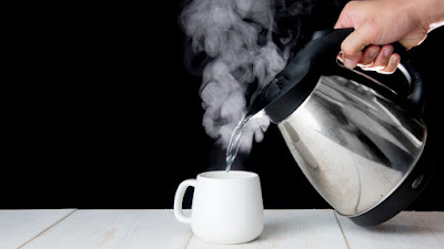 Drinking Hot Water is a Medicine