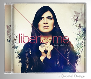 novo cd da fernanda brum 2012 liberta-me