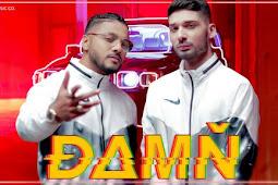 Damn Lyrics | Raftaar Ft. KR$NA | Mr. Nair | Lyricsface