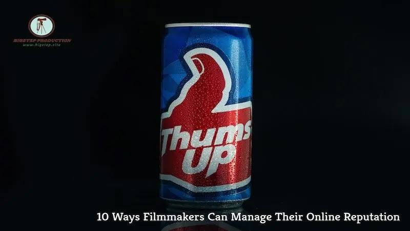 10 طرق يمكن لصانعي الأفلام من خلالها إدارة سمعتهم عبر الإنترنت