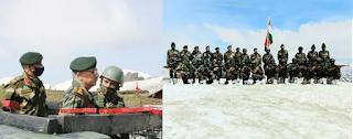 सेना प्रमुख ने कश्मीर में नियंत्रण रेखा पर सुरक्षा स्थिति का जायजा लिया  कश्मीर घाटी की अपनी दो दिवसीय यात्रा के दूसरे दिन, सेना प्रमुख (सीओएएस) जनरल एम. एम. नरवणे ने नियंत्रण रेखा पर सुरक्षा हालात का जायजा लिया।
