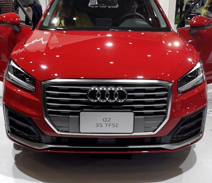 Audi創見未來2020世界車展,免費拿10點LINE POINTS