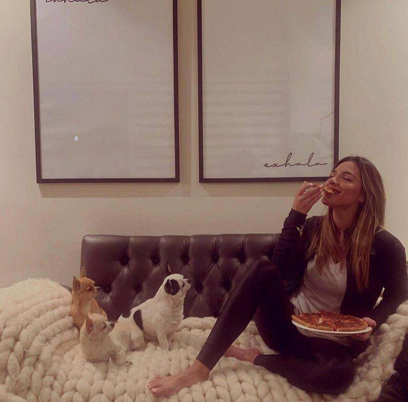 Gianella Marengo y su cuarentena en soledad