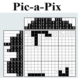 Online Pic-a-Pix/Paint by Numbers/Griddlers Puzzle