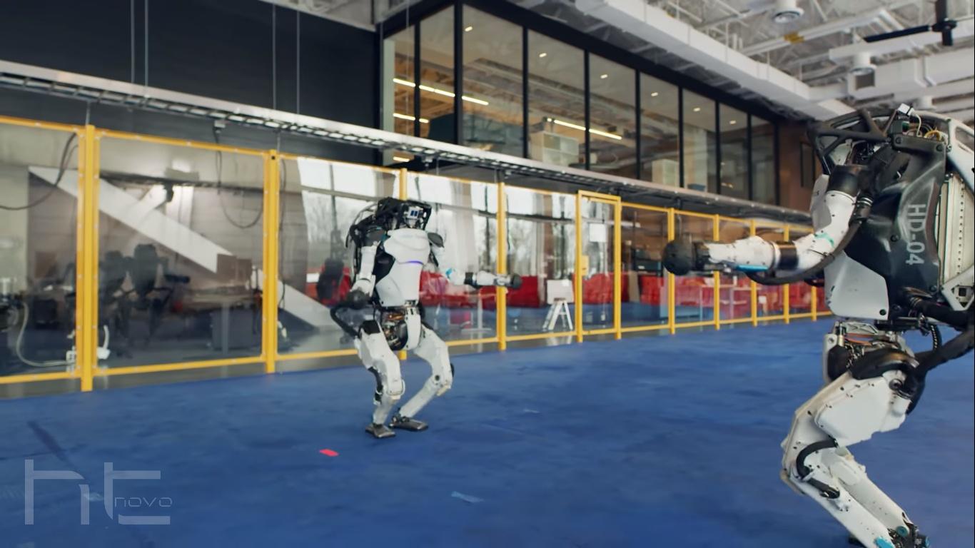 [Video] Guarda i robot di Boston Dynamics ballare magistralmente