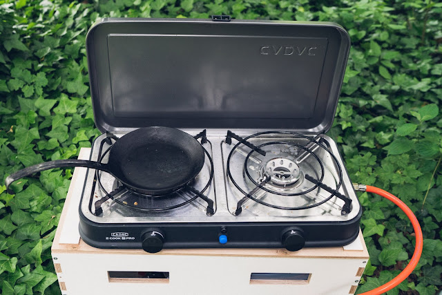 Cadac 2-Cook 2 Pro Deluxe Gasgrill 02