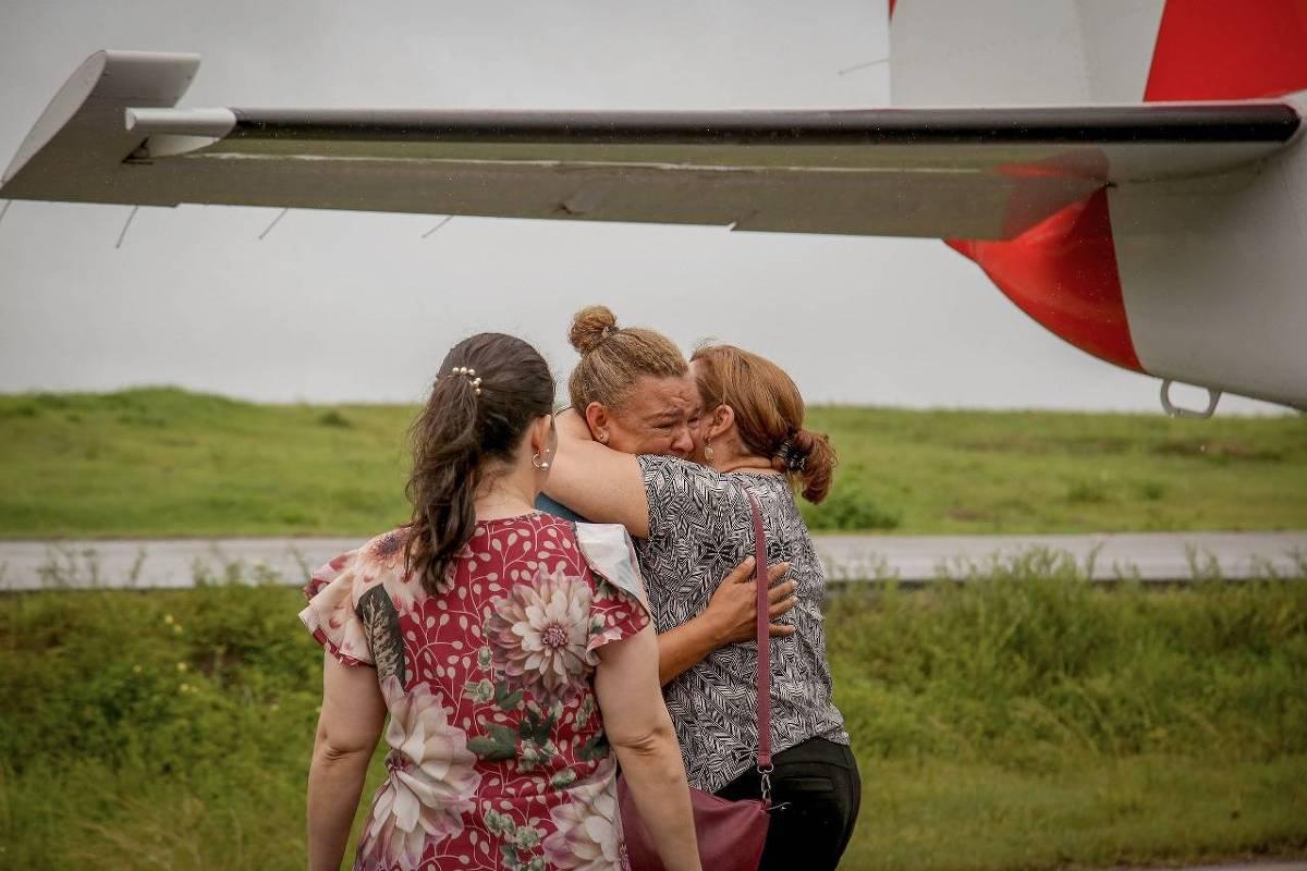 Sobe de 7 para 13 o número de mortos no naufrágio do Anna Karoline no Amapá
