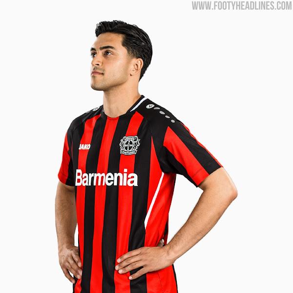 Bayer Leverkusen 21-22 Home Kit Released - Footy Headlines
