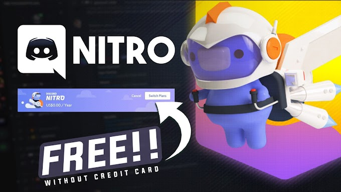 How To Get DISCORD NITRO For FREE On Epic Games!