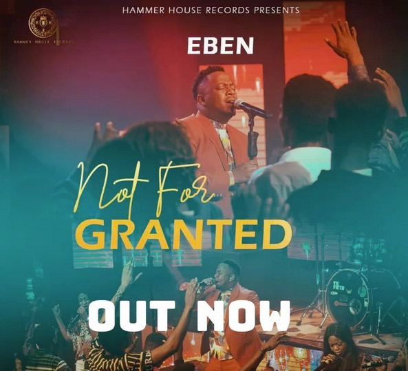 Audio + Video: Eben - Not For Granted