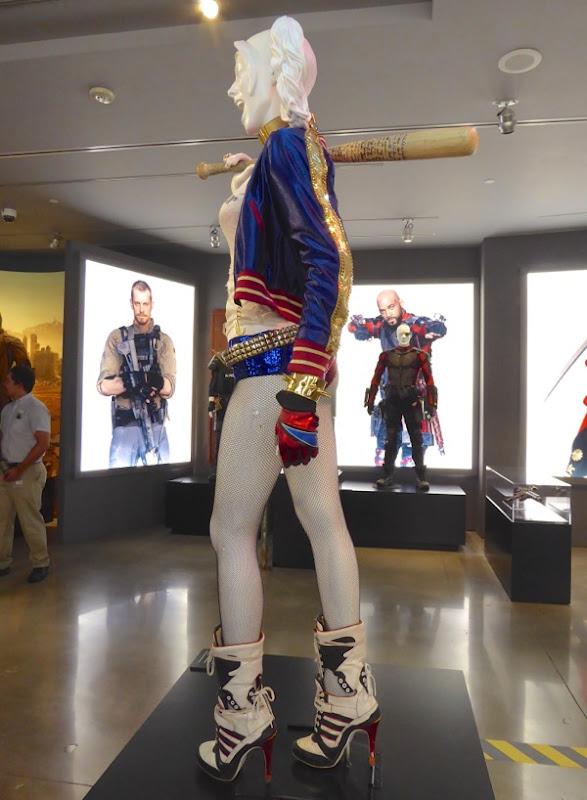 Harley Quinn film costume Suicide Squad